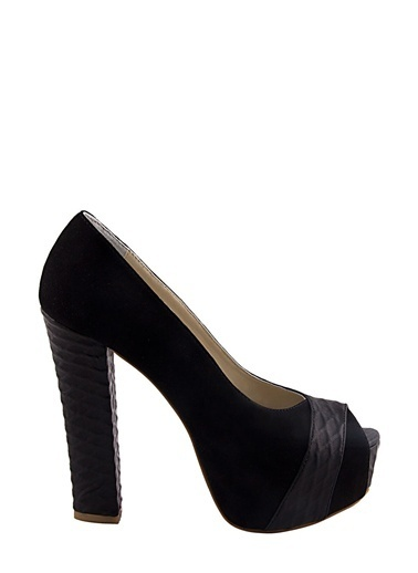 Platform Topuklu Ayakkabı-Ayakkabı Atölyesi